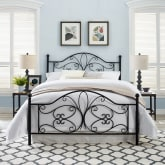 EVELYN FULL/QUEEN HEADBOARD & FOOTBOARD
