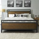 Crosley Furniture Langston King Bed