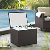 PALM HARBOR OUTDOOR WICKER COOLER