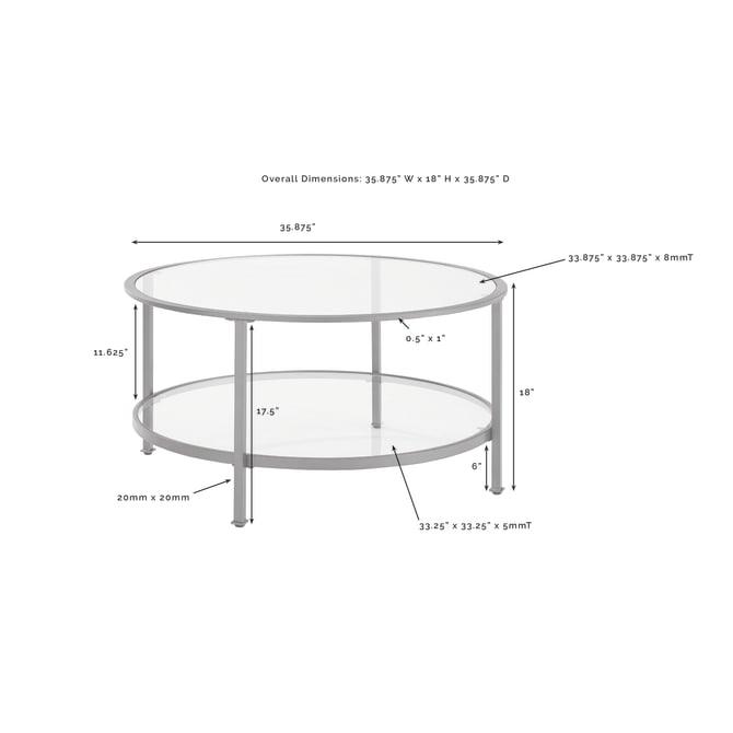 AIMEE COFFEE TABLE