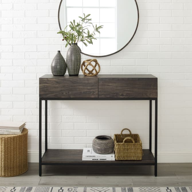 JACOBSEN CONSOLE TABLE