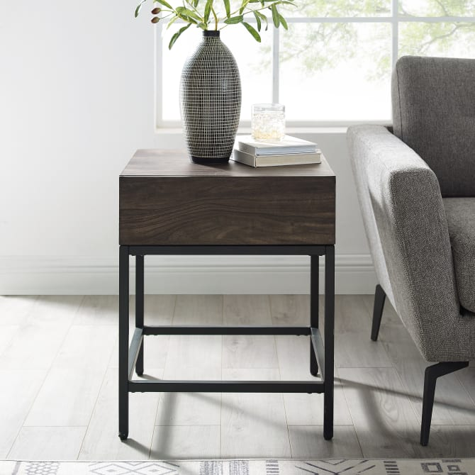 JACOBSEN END TABLE