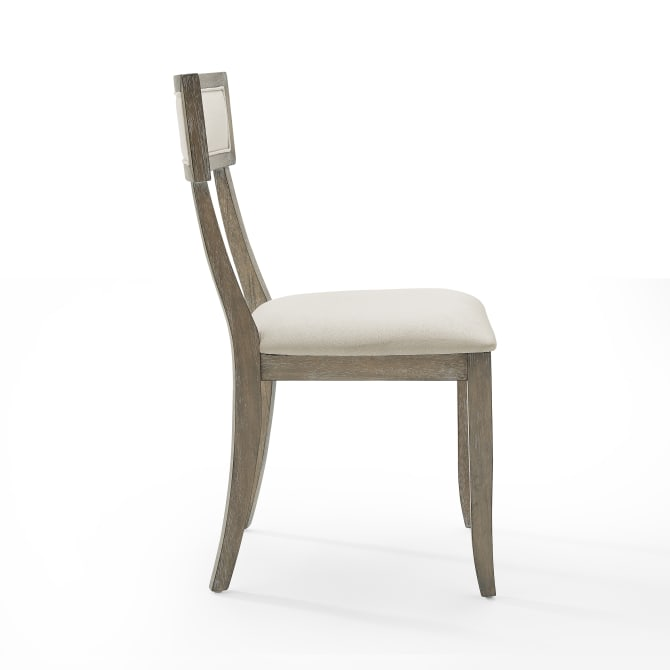 ALESSIA 2PC DINING CHAIR SET