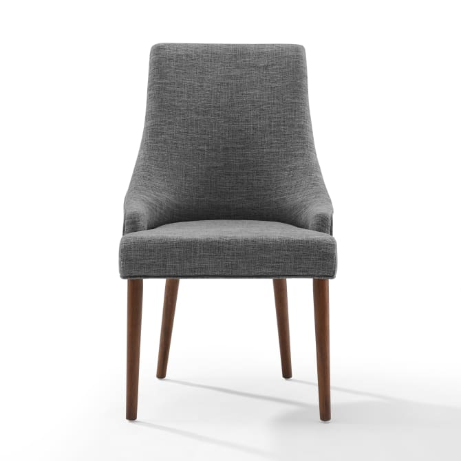 LANDON 2PC UPHOLSTERED DINING CHAIRS