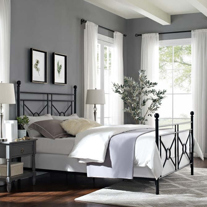 MONTGOMERY KING BED