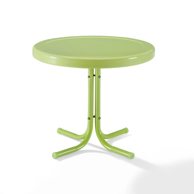 GRIFFITH OUTDOOR METAL SIDE TABLE