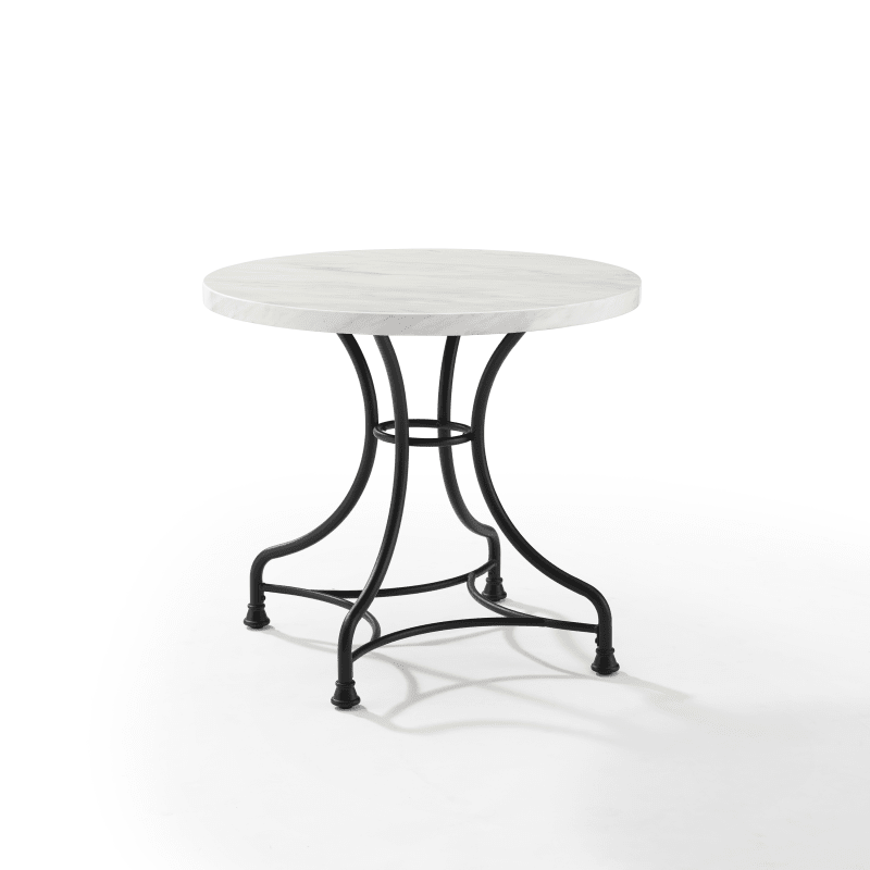 Crosley Furniture Madeleine 32 Round Dining Table
