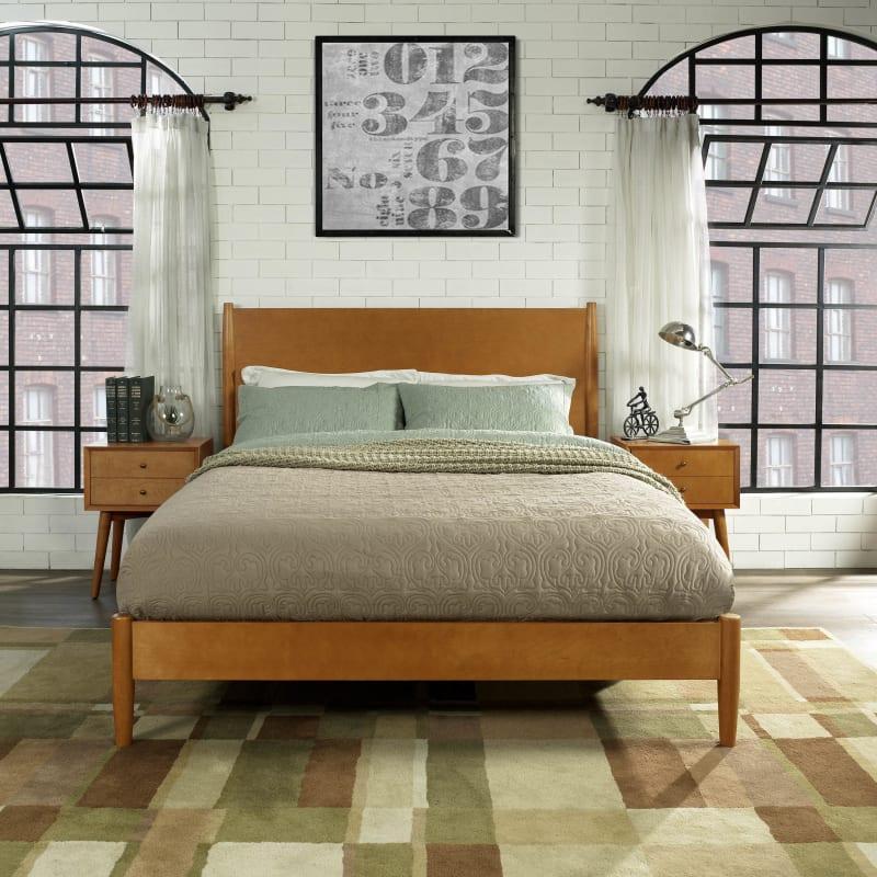 Crosley Furniture Landon Queen Bed